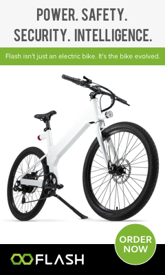Check out this high-tech eBike!